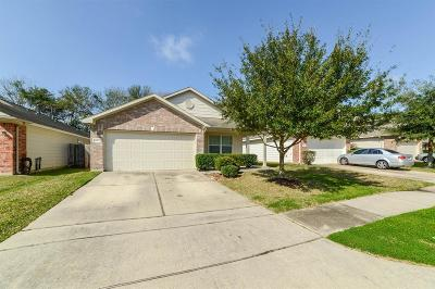 Tomball Single Family Home For Sale: 18915 Wellock Lane