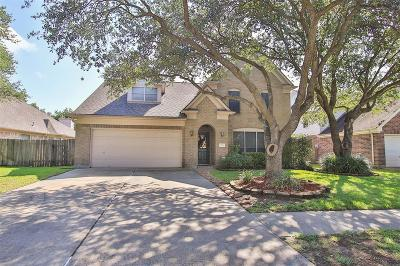 Katy Single Family Home For Sale: 1227 Sparrow Knoll Court