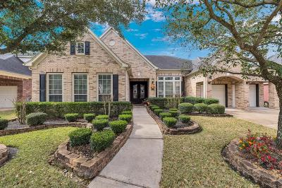 Richmond Single Family Home For Sale: 1603 Lake Charlotte Lane