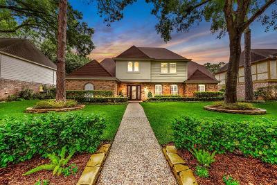Katy Single Family Home For Sale: 20103 Britannia Drive