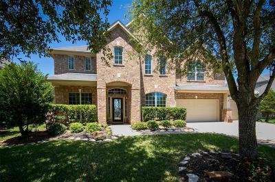 Rosenberg Single Family Home For Sale: 7719 Summer Shore Drive