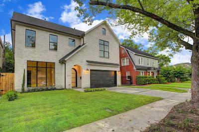 Houston Single Family Home For Sale: 2121 W Main Street