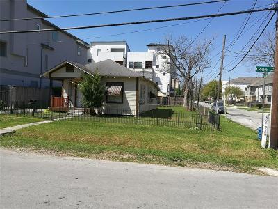 Houston Single Family Home For Sale: 1519 Cohn Street
