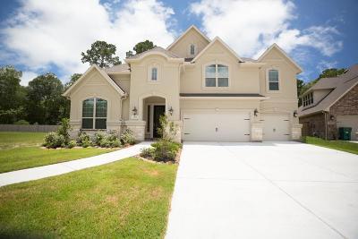 Porter Single Family Home For Sale: 3406 Oakheath Manor Way