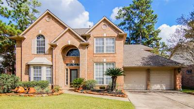 Cypress Single Family Home For Sale: 13314 McClurd Court