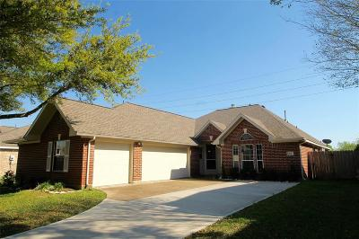 Pearland Single Family Home For Sale: 4110 Stonehurst Drive