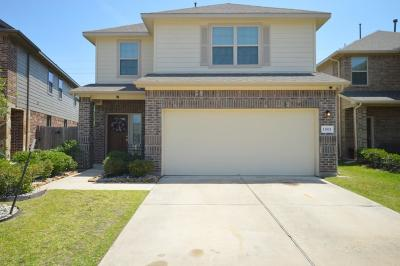 Houston TX Single Family Home For Sale: $205,000