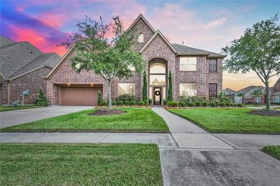 Pearland Single Family Home For Sale: 13618 Becket Bluff Court