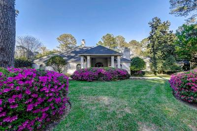 Cypress Single Family Home For Sale: 66 Wincrest Falls Drive