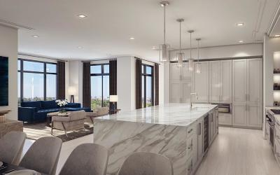 Mid/High-Rise For Sale: 6017 Memorial #403