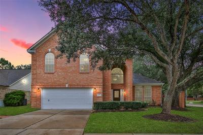 Katy Single Family Home For Sale: 6319 Faulkner Ridge Drive