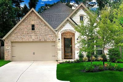 Montgomery Single Family Home For Sale: 227 Capriccio Lane
