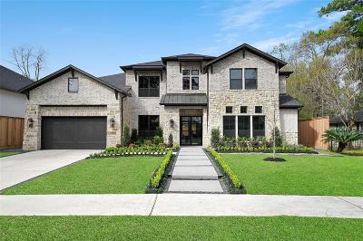 Houston Single Family Home For Sale: 1513 Glourie Drive