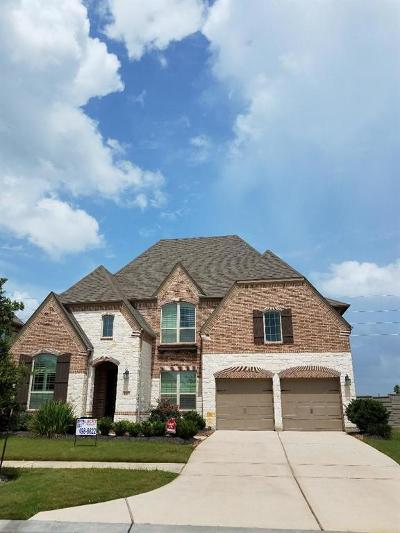 Manvel Single Family Home For Sale: 4527 Juniper Ridge Lane