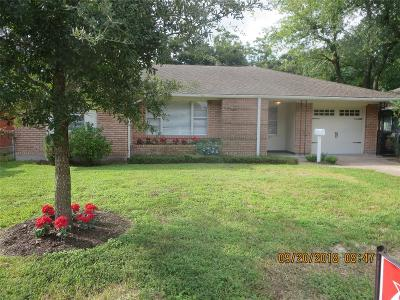 Houston Single Family Home For Sale: 4701 Libbey Lane