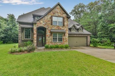 Montgomery Single Family Home For Sale: 390 Windward Court