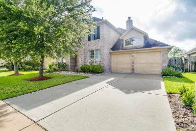Friendswood Single Family Home For Sale: 1613 Garden Lakes Drive