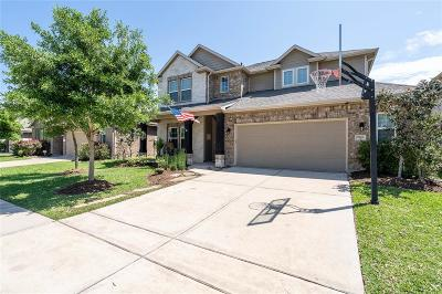 Brookshire Single Family Home For Sale: 9976 Manor Spring Lane