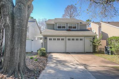Montgomery Single Family Home Option Pending: 11723 Twain Drive
