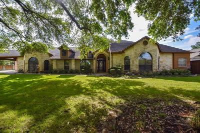 Single Family Home For Sale: 4903 Katy Hockley Road