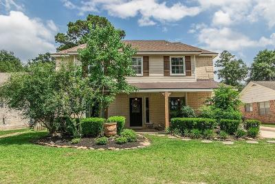 Tomball Single Family Home For Sale: 8235 Amurwood Drive