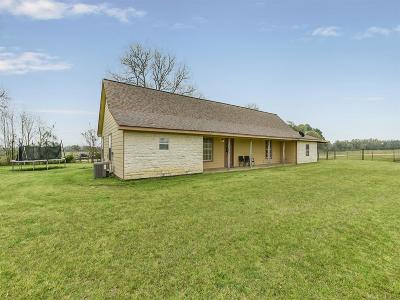 Waller Single Family Home For Sale: Tbd Fields Store Road