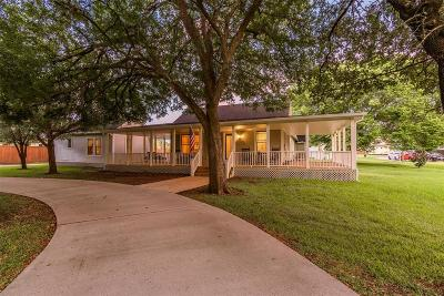 League City Single Family Home For Sale: 1507 7th Street