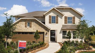 Missouri City Single Family Home For Sale: 5322 Glastonbury