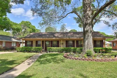 Houston Single Family Home For Sale: 9822 Larston Street