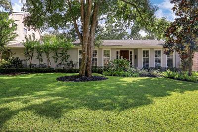Houston Single Family Home For Sale: 6249 Olympia Drive