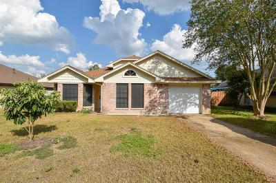 Harris County Rental For Rent: 6722 Liberty Valley Drive