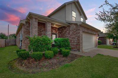 Dickinson Single Family Home For Sale: 6715 Strawberry Brook Lane
