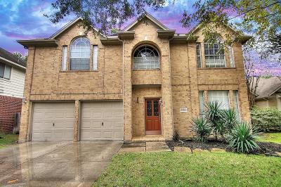Houston Single Family Home For Sale: 10514 S Belmont Court