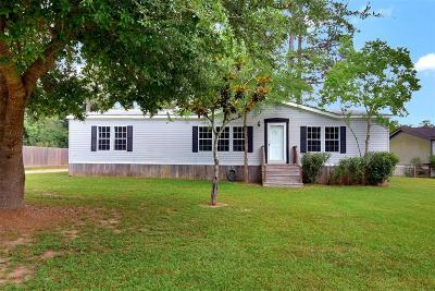 Single Family Home For Sale: 23607 Brushy Trails Street