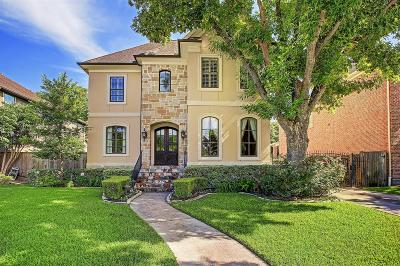 Houston Single Family Home For Sale: 3815 Durness Way