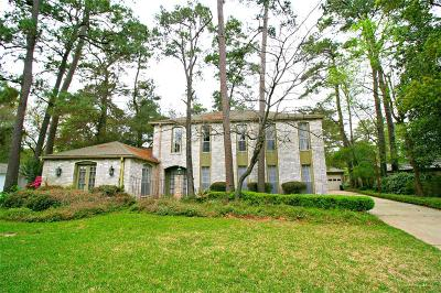 Houston Single Family Home For Sale: 13615 Foxmoor Lane
