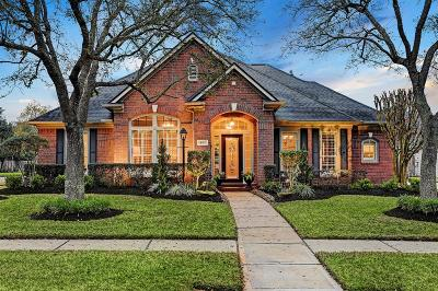 Houston Single Family Home For Sale: 4411 Towering Oak Court