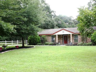 Conroe Single Family Home For Sale: 2468 Northline Road