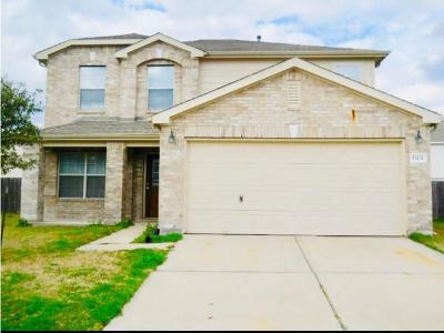 Houston Single Family Home For Sale: 15434 Dillon Hill Circle