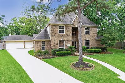Cypress Single Family Home For Sale: 14543 Terrace Bend