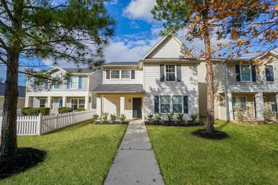 Katy Single Family Home For Sale: 20919 Hall Colony Court