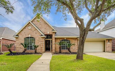 Katy Single Family Home For Sale: 23814 Indian Hills Way