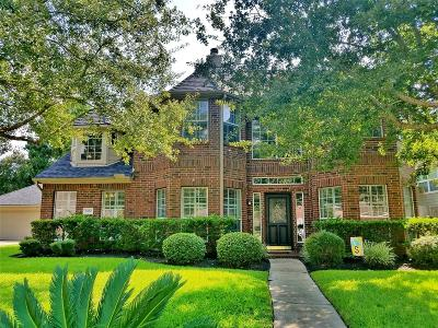 Humble Single Family Home For Sale: 8530 Mile Run Road