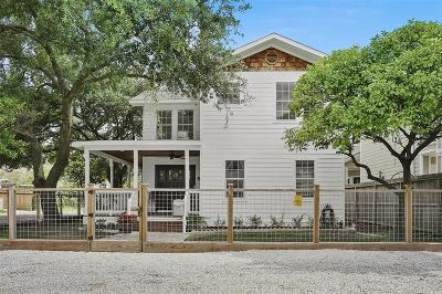 Houston Single Family Home For Sale: 529 Fugate Street