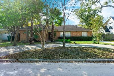 Braeswood Single Family Home For Sale: 2327 Dorrington Street