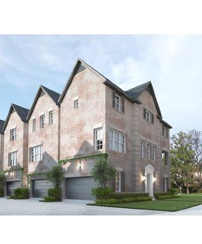 Single Family Home For Sale: 4023 University Grove Street