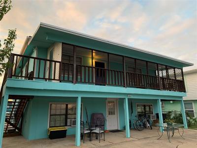 Bayou Vista Single Family Home For Sale: 6 Dolphin Street