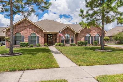 League City Single Family Home For Sale: 2166 Winslow Lane