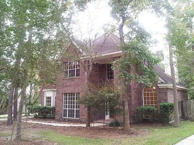 The Woodlands Single Family Home For Sale: 99 Bristol Oak Circle