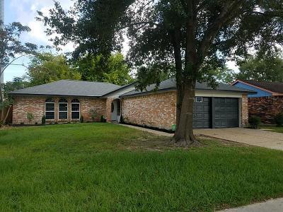 Single Family Home For Sale: 13906 Fleur De Lis Boulevard